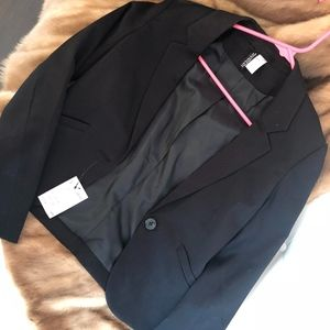 Classic Black Blazer- BRAND NEW